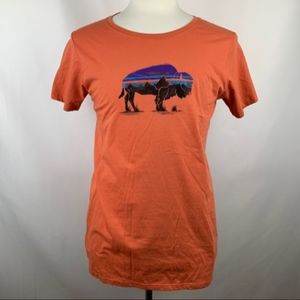 Woman's Patagonia Bison Shirt